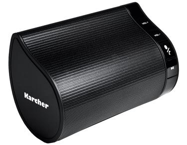 Mobiler Bluetooth-Lautsprecher Karcher BT 4160 für 29,99 € - 25% Ersparnis