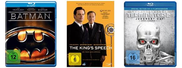 Film- und Serienschnäppchen bei Amazon - z.B. Blu-ray-Steelbooks ab 9,97 € oder Box-Sets mit 40% Rabatt