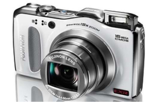 Digitalkamera Fuji Finepix F600EXR für 129 € - 13% Ersparnis