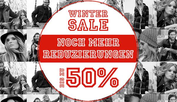 Super! 50% Rabatt im Wintersale von Tom Tailor und zusätzlich 40% sparen mit Gutschein