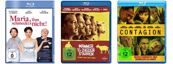 Media Markt vs. Amazon - viele gute DVD- und Blu-ray-Angebote ab 4,90 €