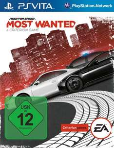 Need for Speed: Most Wanted (PlayStation Vita) für 19,99 € - 36% sparen