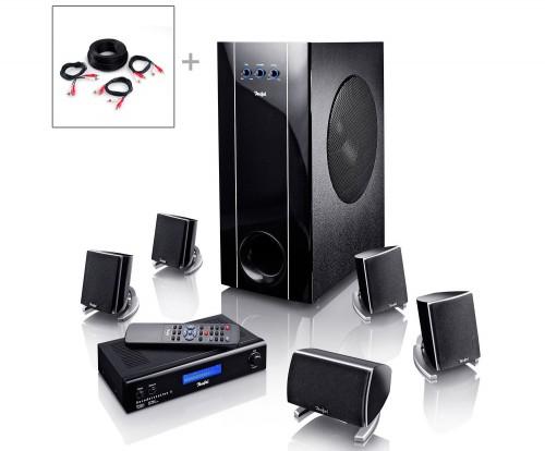 5.1 Lautsprechersystem Teufel Concept E400 Digital für 399,99 € - 23% Ersparnis