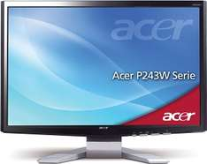 "[Monitor] 24""-Monitor Acer P243Wd für 275€"