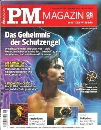 1 Exemplar des P.M. Magazin gratis ohne Abo-Verpflichtung