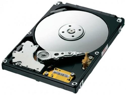 Hitachi 1TB Festplatte (2,5'') mit Gutschein um 54,36€ - 17% Ersparnis