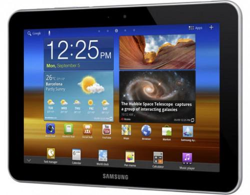 Samsung Galaxy Tab 8.9 LTE (16 GB) für 278,10 € bei MeinPaket - 13% sparen