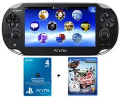 PlayStation Vita (WiFi) + Little Big Planet + 4 GB Speicher für 170 € - 25% Ersparnis