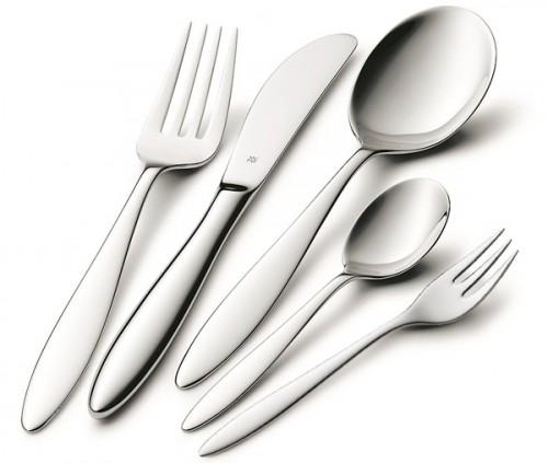 WMF-Besteckset Washington (30-teilig) für 65,90 € oder 12-teiliges Steakbesteck-Set für 29,95 €
