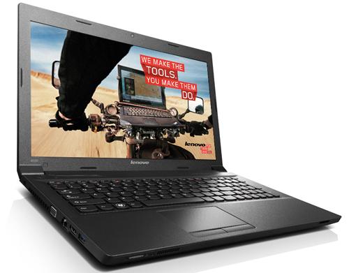 Office-Notebook Lenovo B590 (Core i3, 4 GB RAM, 500 GB HDD) für 399 €
