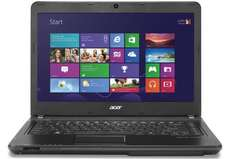 "Multimedia-Notebook Acer TravelMate P243 (14"", Core i5, 4 GB RAM) für 449 €"