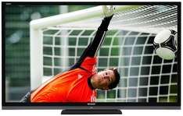 """Sharp Aquos LC-70LE740E (70"""", 3D, Triple-Tuner, Smart TV) für 1999 € statt 2417 €"""