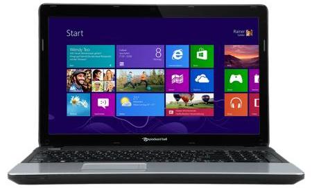 Packard Bell EasyNote TE11BZ-074 - Einsteiger-Notebook für 299 €