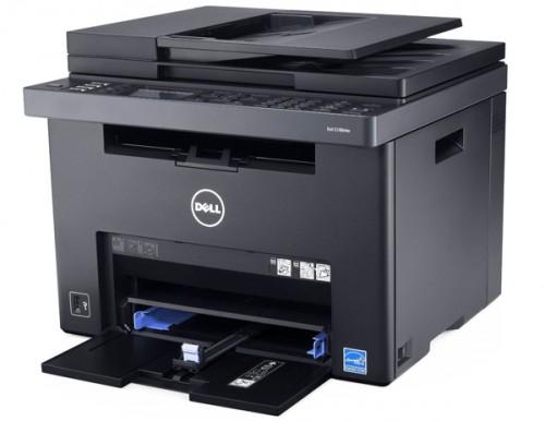 Farblaser-Multifunktionsdrucker Dell C1765nfw für 208,90 € bei iBOOD - 25% Ersparnis