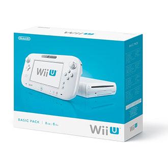 Top und nur heute: Nintendo Wii U Basic für 155€ statt 200€ *Update* Ausverkauft