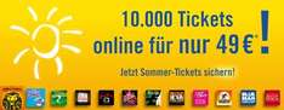 Musical Tickets für je 49€ in den höchsten Preisklassen bei Prima Ticket