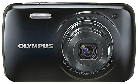 Einsteigerkamera Olympus VH-210 (14 Megapixel, 5-fach optischer Zoom) für 55 € bei Saturn - 38% sparen