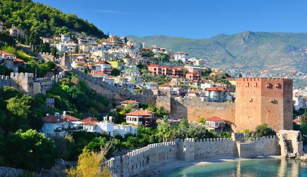 Flugschnäppchen: 7 Tage Türkeiurlaub im 4*-Hotel mit All inclusive für 237 € - im Mai 2013 ab Österreich