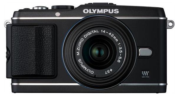 Systemkamera Olympus PEN E-P3 mit 14-42-mm-Objektiv für 355,90 € statt 500 €
