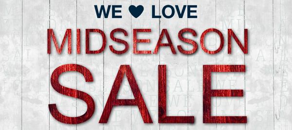 Mideason Sale bei Tom Tailor mit bis zu 50% Rabatt auf Frühlingsmode