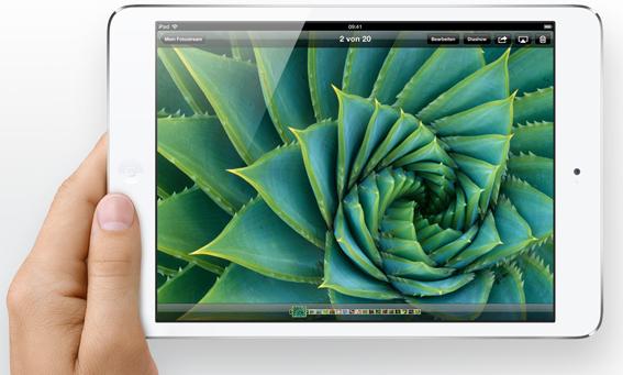 Apple iPad mini (16 GB) österreichweit ab 278,80 € - 10% sparen