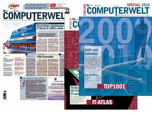6 Ausgaben der Computerwelt gratis lesen - keine Kündigung notwendig