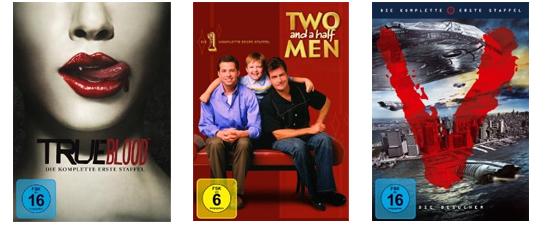 Filmangebote der Woche bei Amazon - z.B. 3D-Blu-rays zum Sonderpreis oder TV-Serien-Staffeln unter 10 €