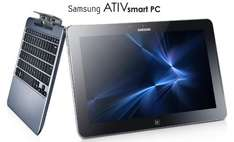 Samsung Ativ Smart PC (3G, WiFi, Windows 8, 64 GB SSD) für 599 € - 20% sparen