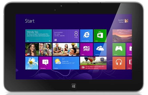 Dell: Preissenkungen beim Windows 8-Tablet XPS 10 - jetzt ab 299 €!