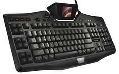 Gaming-Tastatur Logitech G19 ab 89 € bei Saturn - bis zu 21% Ersparnis