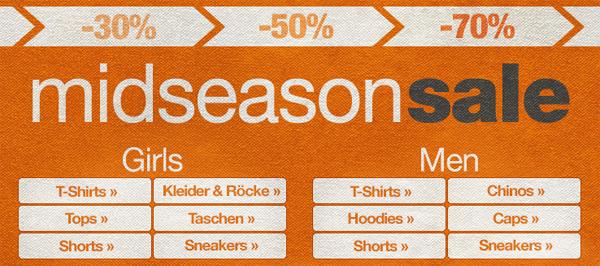 Sale bei Planet-Sports mit bis zu 70% Rabatt und zusätzlich 10 € sparen mit Gutschein