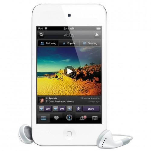 Hammer! Apple iPod Touch 4G 8GB für nur 99 € bei MediaMarkt.at
