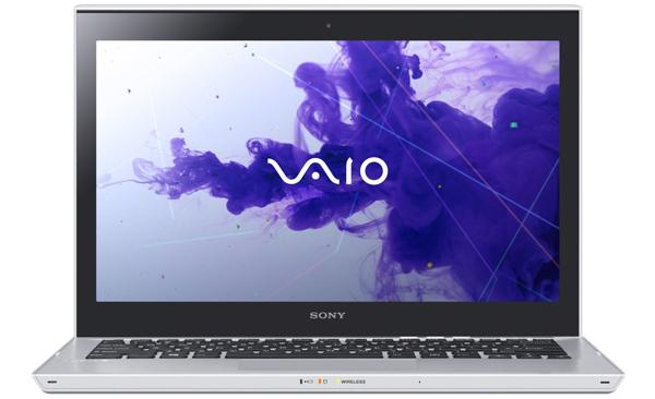 """Studentenangebot: Sony VAIO SVT1313L1ES - 13,3""""-Ultrabook mit Touchscreen für 479 € statt 614,90 €"""