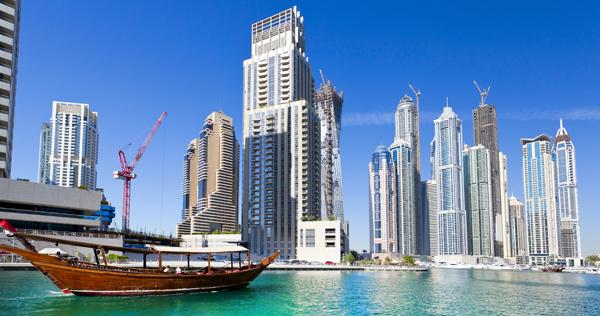 Von Deutschland und Österreich nach Dubai und wieder zurück ab 210 € - ab November 2013