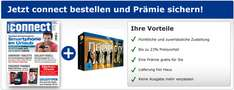 James Bond Jubiläums-Collection (Blu-ray) + Jahresabo der Video, Connect, PC Go oder PC Magazin für 97,90 €