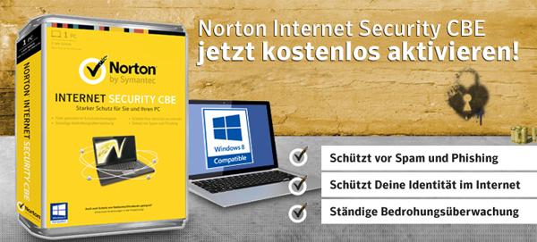 Norton Internet Security 2013 ein Jahr kostenlos nutzen für Facebook-Like