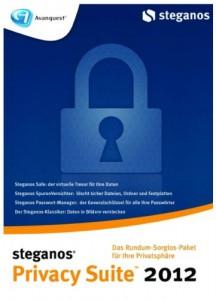 Steganos Privacy Suite 2012 - Vollversion kostenlos herunterladen