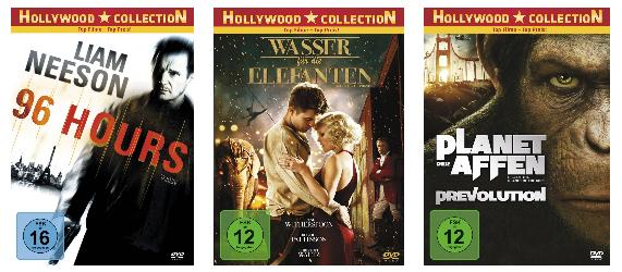 Amazon Filmaktion: Neue DVD- und Blu-ray Angebote sowie Summer Sale auf Filme und Serien