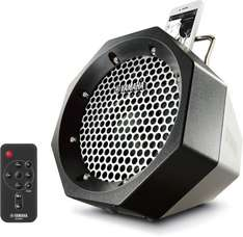 Yamaha Lautsprechersystem PDX 11 für iPod/iPhone für 39,90 € - 39% Ersparnis