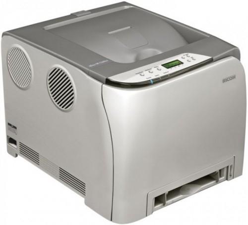 Günstiger Farb-Laserdrucker RICOH Aficio SP C240DN für 69,90 € - 21% Ersparnis