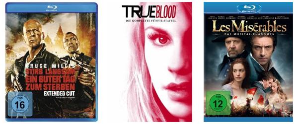 Neue DVD- und Blu-ray-Angebote bei Media Markt und Konter von Amazon