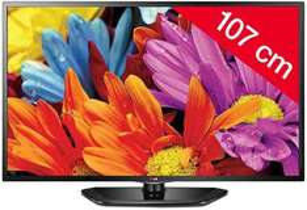 LED-Backlight Fernseher LG 42LN5400 für 398,04 € bei Pixmania - 18% Ersparnis
