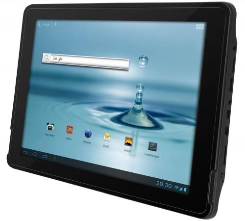 Tablet-PC Odys Tablo (9,7'', Dual-Core Prozessor 1,6 GHz, 16 GB HDD, 3G) für 177,47 €