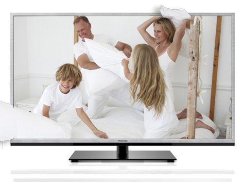 Ebay WOW! Angebot: Toshiba 40TL938G (LED-Backlight, 3D, Dual-Tuner) für 399 € - 20% sparen