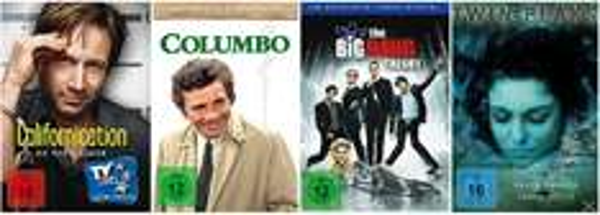 3 ausgesuchte TV-Serienstaffeln für zusammen 24 € bei Saturn Deutschland *Update* Nicht vergessen: Aktion läuft noch bis 21.7.!