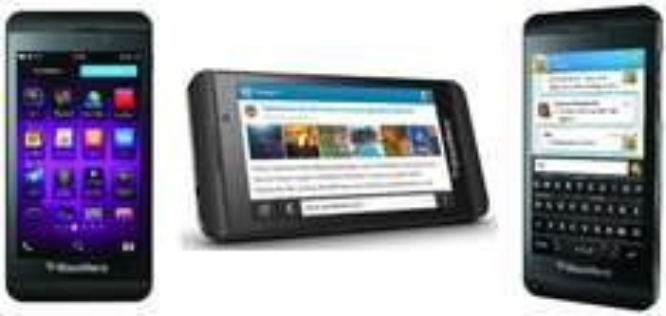 BlackBerry Z10 (4,2'' Display, 16 GB Speicher, LTE) gebraucht für 335 € bei - 20% sparen