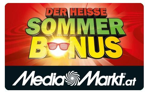 Media Markt Sommerbonus: Gerät kaufen und Geschenkkarte im Wert von bis zu 200 € erhalten