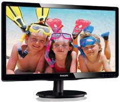 Philips 236V4LHAB LED-Backlight-Monitor für 109 € als Saturn Tagesdeal - 18% Ersparnis