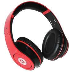 Hot Deal bei Redcoon: Monster Beats Studio by Dr. Dre in Rot für 155 € - bis zu 25% Ersparnis!