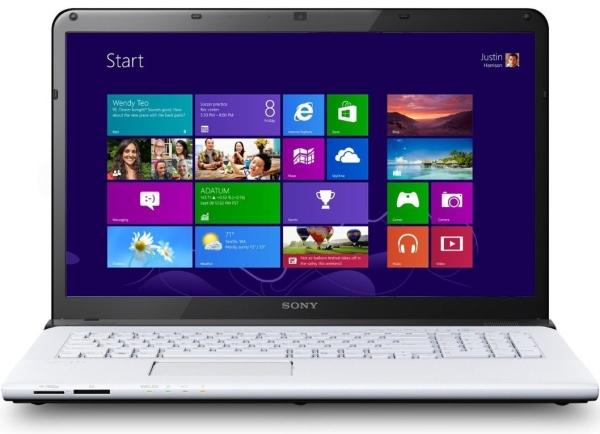 Otto Deal des Tages: Sony Vaio SVE1713A6EW (17,3'', Intel Pentium 2020M 2,4 GHz, 4 GB RAM) für 399,99 € - 17% Ersparnis